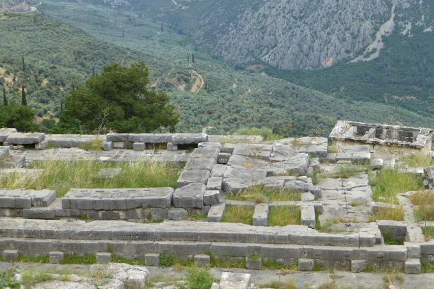 Delphi place where oracle was