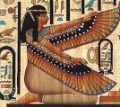 image of goddess Isis